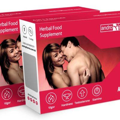 Andropharma Vigor libido herbal supplements